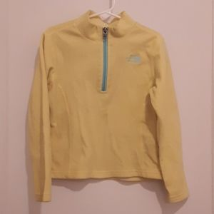 North Face Kids Fleece 3/4 Zip